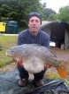 Andy Hyden 23lbs 8oz mirror, cell /grange.