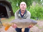 Andy Hyden 21lbs 1oz Common Carp, cell / grange.