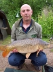 Andy Hyden 15lbs 6oz common, richwoth dark tutti fruiti.