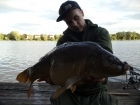 Sam Burley 14lbs 0oz Mirror Carp. Method feeder