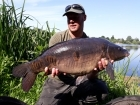 15lbs 10oz Carp from Kingsbury Water Park. taken on a chod rig with a 15mm pop up
