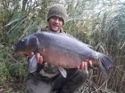 16lbs 1oz Mirror Carp from Kingsbury Water Park