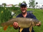 Jason Byatt 14lbs 11oz carp. STRAWBERRY JAM BOILIE HAIR RIGGED