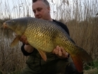Kieron Axten 14lbs 0oz Common Carp, Mainline Grange CSL.. Biggest of 6 carp in a day session