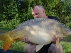 Kieron Axten 34lbs 5oz Mirror Carp, Mainline Cell.. Open Water
