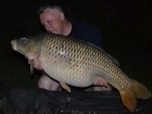42lbs 10oz Common Carp from Commons Lake