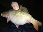 45lbs 15oz Common Carp from Commons Lake