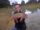 Kyle Underwood 9lbs 6oz mirrow carp