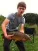 Jack Calow 12lbs 0oz Mirror Carp