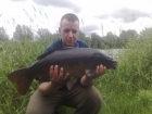 Raymond Oultram 15lbs 8oz Common Carp