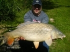 Jeremy Hicks 25lbs 0oz common carp