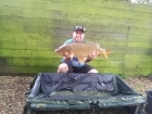 Jeremy Hicks 14lbs 3oz carp