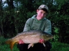 Josh Cox 16lbs 2oz Common Carp, freinds bait! - JW BAITS! - (not the facbook one).. cracking fish - hard fight - from the margin!