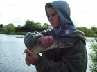 3lbs 0oz Pike from Castlefields. Lure fishing with a plug