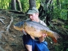 Mick Sumner 22lbs 8oz Carp from Sutton Park