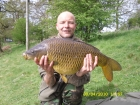 Jason Carl Birchall 19lbs 0oz Common Carp from Doddington Hall Specimen Lake