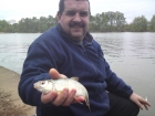 Jerry Adams 6oz Roach from Calf Heath Reservoir. Freeline!