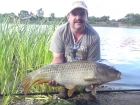 Jerry Adams 16lbs 0oz Common Carp from Calf Heath Reservoir. 45 carp to me and Kie today - awesome!