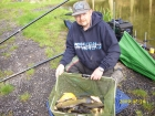 20lbs 3oz Tench from Dale View Pond using 6mm Expander Pellet.. All tench bar a couple of crucians - fish from just a couple of ounces to three pounds plus