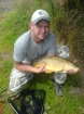 Ryan Wharton 10lbs 4oz Common Carp from Boldings Pools using Real Crusty.. This Was My Dads Commom Carp.