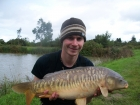 Craig Russell 15lbs 7oz Carp from Anglers Paradise using 10mm White Chocolate.