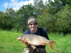 Craig Russell 16lbs 2oz Carp from Anglers Paradise using 10mm White Chocolate.