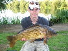 Craig Russell 16lbs 4oz Carp from Bluebell Lakes