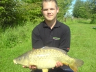Aaron Whiteside 9lbs 0oz Carp from Carney Pools. Pole fished in the margins on the Damsel Pool.