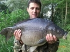 Ian Bayliss 22lbs 0oz Carp from Great Linford Lakes using Pedigree.