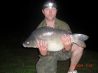 Ian Bayliss 24lbs 5oz Carp from Great Linford Lakes using Heatrow baits.