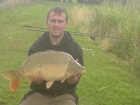 Andrew Boulter 18lbs 7oz Mirror Carp from Spring Rock Fishery
