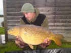 26lbs 4oz Common Carp from Baden Hall Fisheries