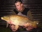 17lbs 8oz Common Carp from Baden Hall Fisheries