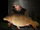 24lbs 13oz Common Carp from Baden Hall Fisheries