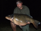 Grahame Stuart 41lbs 0oz Common Carp from Blues Lake using Essex Carp Baits C.I.A.