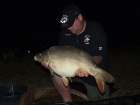 Grahame Stuart 26lbs 0oz Mirror Carp from Etangs De Breton using Essex Carp Baits C.I.A (Chocolate Intense Amino).