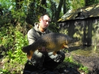 Philip Loach 24lbs 3oz Common Carp from Leighton Pools