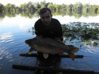 Philip Loach 23lbs 4oz Common Carp from Bluebell Lakes