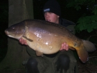 Ben Everill 23lbs 12oz Mirror Carp from Doddington Hall Specimen Lake