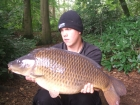 Ben Everill 22lbs 0oz Common Carp from Doddington Hall Specimen Lake