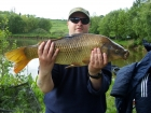 14lbs 0oz Carp from Basford Coarse Fishery using Mainline Pulse.