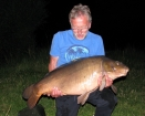 Essex Carp Baits 50lbs 0oz Leather Carp from Labyrinth using Essex Carp Baits C.I.A Chocolate Intense Amino.