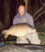 Royston Butwell 30lbs 0oz mirror carp from Great Linford Lakes using blackcountry baits.