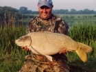 Royston Butwell 29lbs 0oz ghost carp from Great Linford Lakes