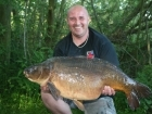 Royston Butwell 31lbs 10oz Mirror Carp from Great Linford Lakes.
