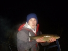 Ian Attwood 2lbs 2oz Chub from River Ribble
