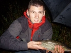 Ian Attwood 2lbs 0oz Chub from River Ribble