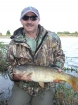 Eric Ward 7lbs 1oz carp from Calf Heath Reservoir