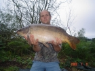 James Cracknell 19lbs 0oz carp from Local Club Water using 20mm premier bait.