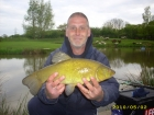 4lbs 0oz Tench from Lancaster Farm